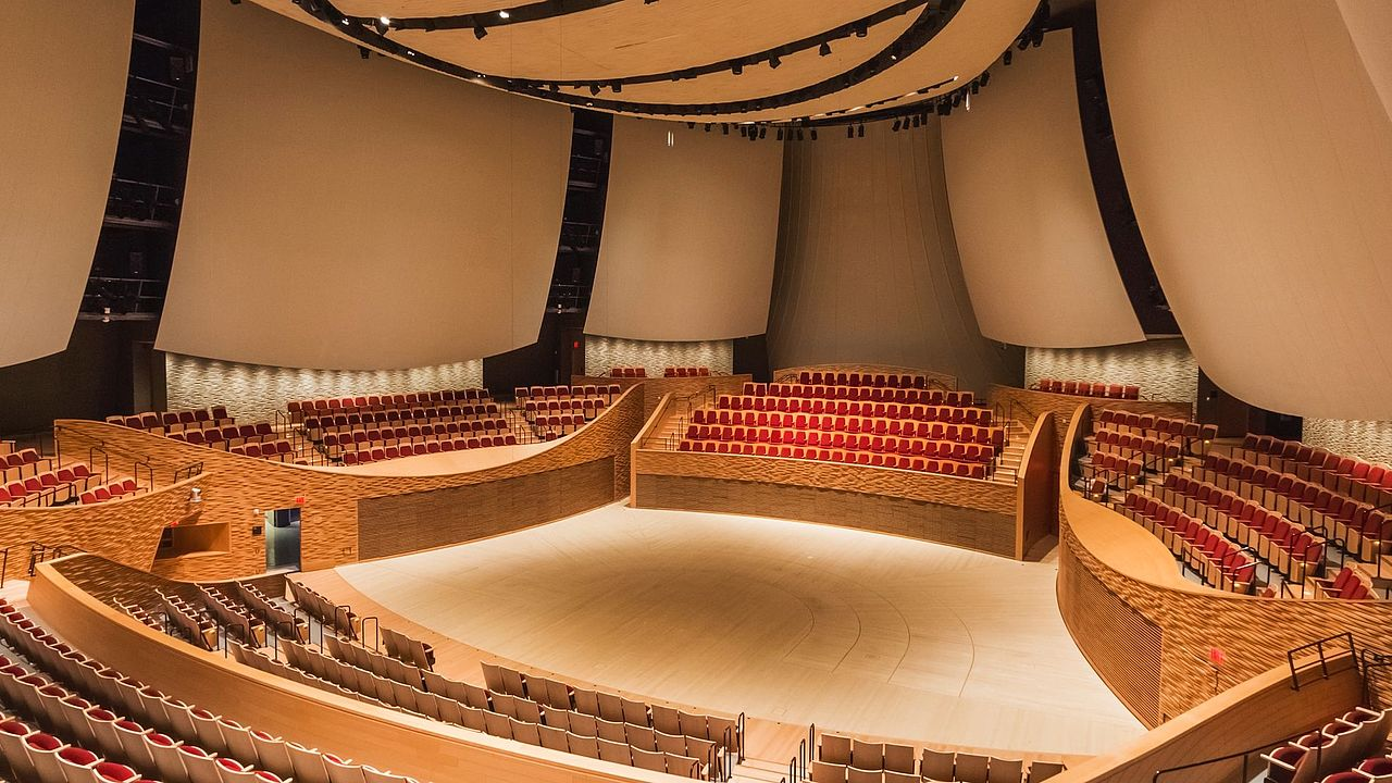 Bing Concert Hall, Stanford